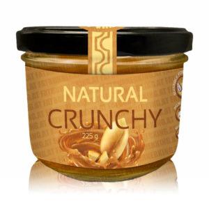 ChevronNutrition NaturalPeanutCrunchy225 g