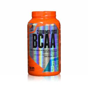 Extrifit BCAA 2000 mg2:1:1240 Kapseln