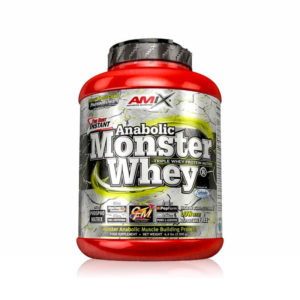 Amix Anabolic Monster Whey 2000 g