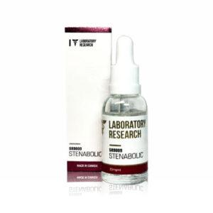 Laboratory Research Stenabolic