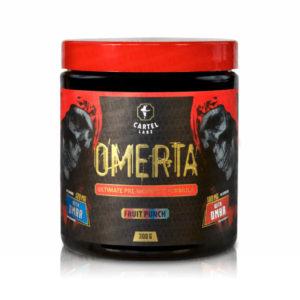 Cartel Labz – OMERTA DMAA + DMHA Pre-Workout Booster